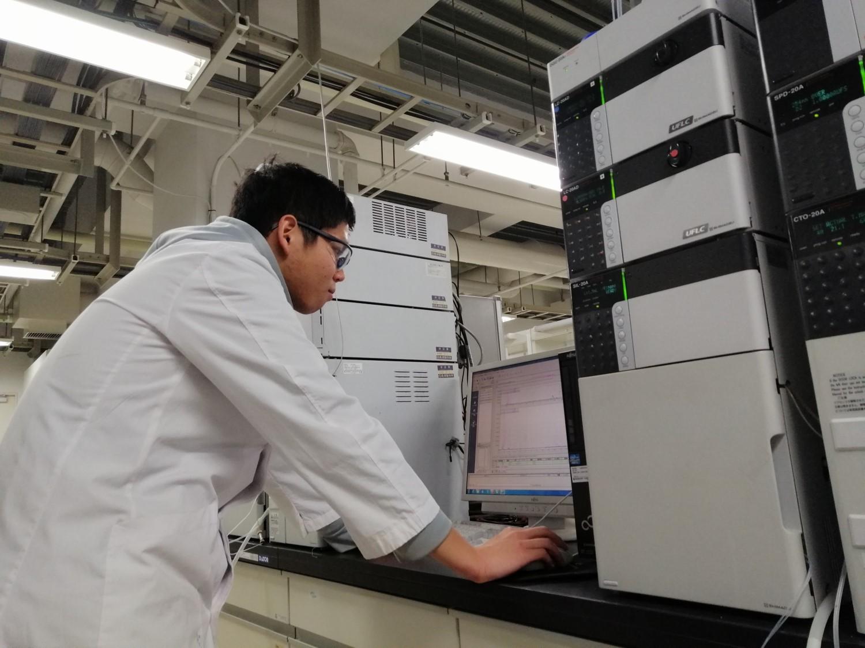 Laboratory of Molecular Microbiology